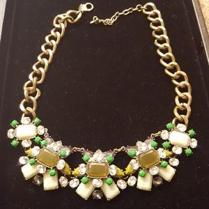 Joan Rivers statement necklace